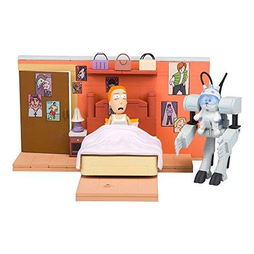 McFarlane Toys Rick & Morty You Shall Now Call Me Snowball Medium Construction Set Building Set
