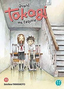 Quand Takagi me Taquine Edition simple Tome 11