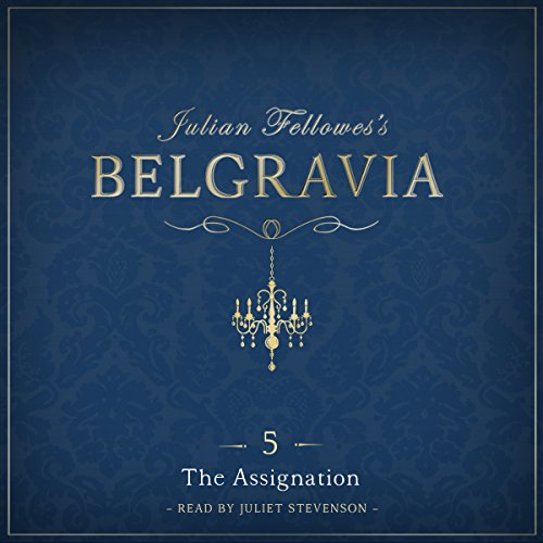 Julian Fellowes's Belgravia Episode 5 cover art