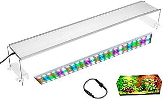 Chihiros RGB Aquarium LED Light, Brightness Adjustable, Colorful Full Spectrum LED Lighting for Aquatic Plant Tank