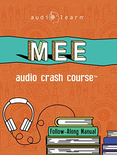MEE Audio Crash Course: Complete Test Prep and Review for the NCBE Multistate Essay Examination (English Edition)
