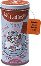Image of Bag Ladies Tea Thank You. Brand catalog list of Bag Ladies Tea.