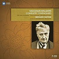Vaughan Williams: The Complete Symphonies, The Lark Ascending, Tallis Fantasia, etc.