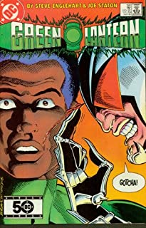 Green Lantern #190 Time Out Of Mind!