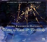 Haendel: Water Music & Fireworks (Sacd)