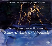 Handel: Water Music & Firework