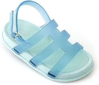 Sandália Plugt Mini Bizz Colors Azul