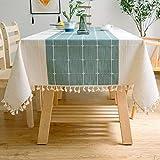 J-MOOSE Nappe de Table rectangul...