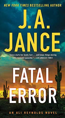 Fatal Error: A Novel (Ali Reynolds Book 6)