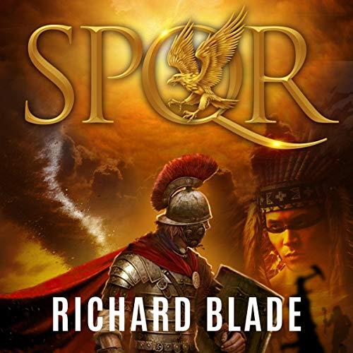 SPQR  By  cover art