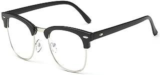 Fulision Blue Light Blocking Glasses Anti-fatigue Goggle Clear Lens Glasses Eyewear