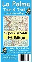 La Palma Tour & Trail Super-Durable Map (