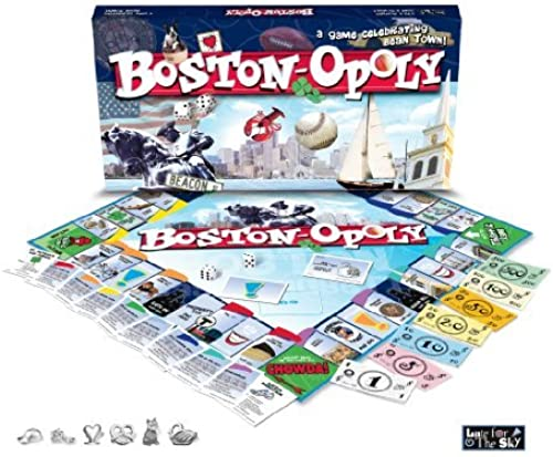 Boston-opoly by Late for the Sky