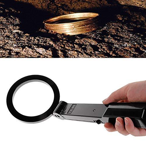 JX Detector de Metales de Mano Plegable,Buscador de Oro, Detectores de Metales...
