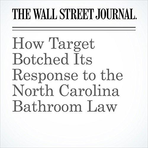How Target Botched Its Response to the North Carolina Bathroom Law copertina