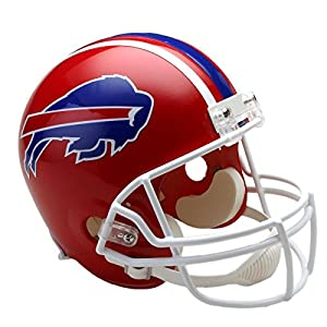 Riddell Buffalo Bills 87-01 Officially Licensed Replica Throwback Football Helmet