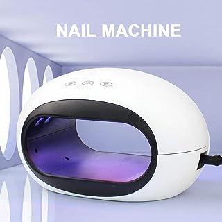 MYPNB Lámpara de uñas LED Gel Profesional UV de la lámpara del Clavo 48w diseño Hueco botón de Moda Toque de Pantalla Oculta la fototerapia Inteligente lámpara de uñas máquina de uñas
