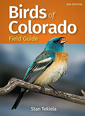 Birds of Colorado Field Guide (Bird Identification Guides) from Adventure Publications