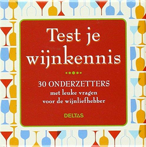 Test je wijnkennis: 30 onderzetters met leuke vragen voor de wijnliefhebber