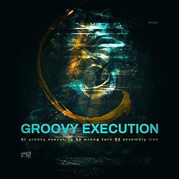 Groovy Execution