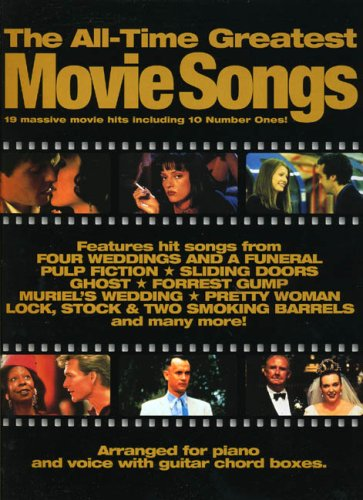 All-time Greatest Movie Songs