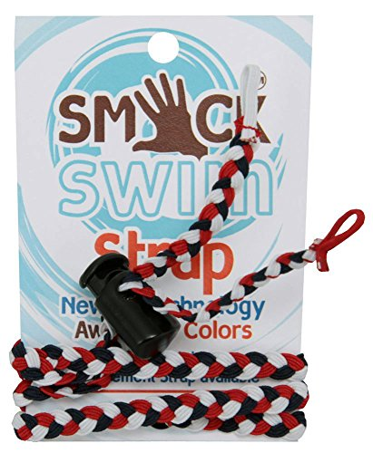 Smack Strap Braided Elastic Goggle Replacement Strap - Glory