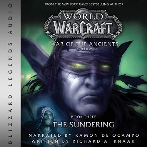 World of Warcraft: War of the Ancients - Book Three cover art