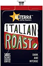 FLAVIA ALTERRA COFFEE, Espresso Dark Roast, 20-Count Freshpacks (Pack of 1 Rail)