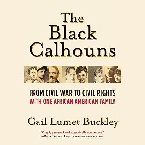 The Black Calhouns audiobook cover art