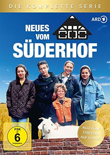 Neues vom Süderhof - Die komplette Serie [8 DVDs]
