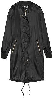 Long Jacket Coat Victoria Sport Black
