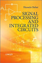 Signal Processing and Integrated Circuits