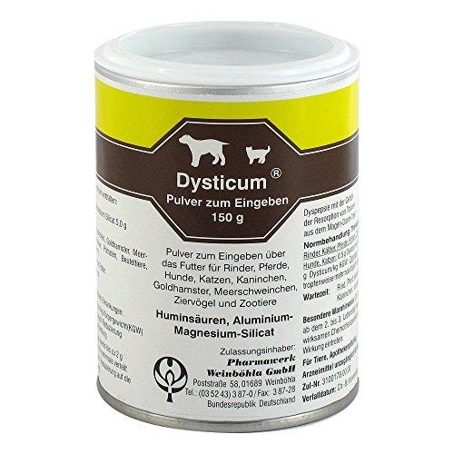 dysticum pulver vet. 150 g