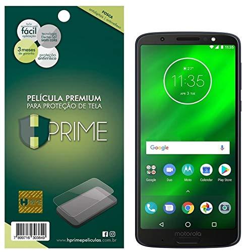 Pelicula Hprime Fosca para Motorola Moto G6 Plus, Hprime, Película Protetora de Tela para Celular, Transparente