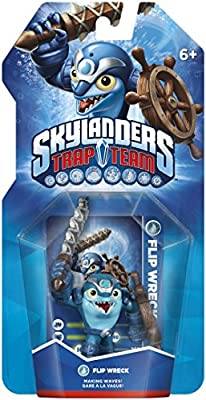 Skylanders Trap Team: Single Character - Flip Wreck