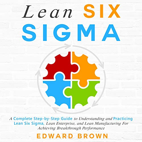 Lean Six Sigma  By  cover art
