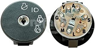Ignition Switch Replaces Ariens Gravely 01588300