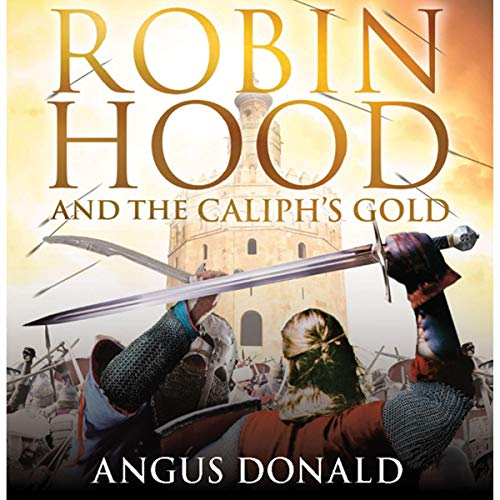 Robin Hood and the Caliph's Gold cover art
