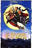 Hocus Pocus Movie Poster (27 x 40 Inches - 69cm x 102cm) (1993) Spanish Style B -(Bette Midler)(Kathy Najimy)(Sarah Jessica Parker)(Thora Birch)(Doug Jones)(Omri Katz)