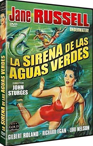 Die goldene Galeere / Underwater! ( The Big Rainbow ) ( La Sirena de las Aguas Verdes ) [ Spanische Fassung, Keine Deutsche Spr