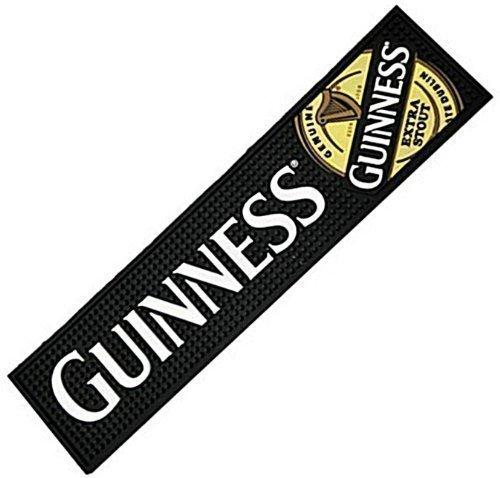 signs-unique Guinness Label PVC Bar Mat (SG)