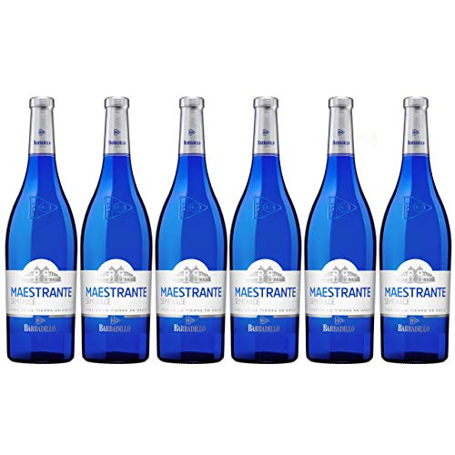 Barbadillo Maestrante | Vino Blanco Semidulce con Indicación Geográfica Protegida - Caja 6 x 75 cl