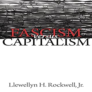 Fascism Versus Capitalism cover art