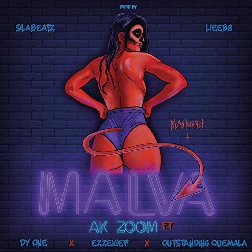 AK-ZOOM feat. Ezzekief, DY ONE & Outstanding Quemala