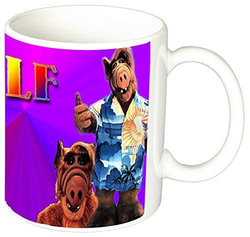 MasTazas Alf B Tasse Mug