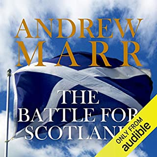 The Battle for Scotland cover art