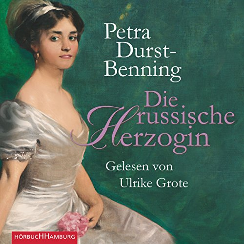 Die russische Herzogin audiobook cover art