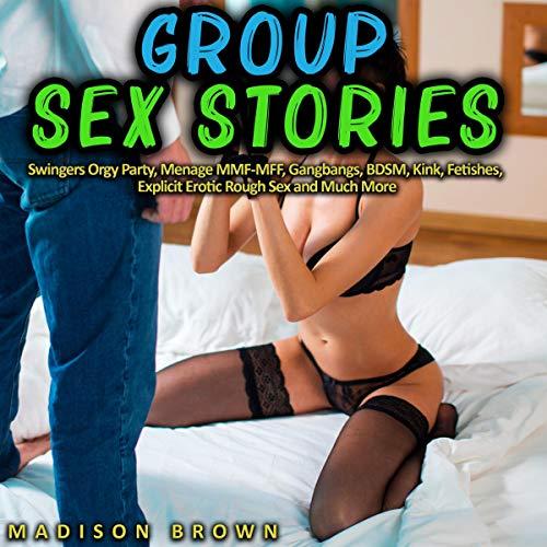 Group Sex Stories Titelbild