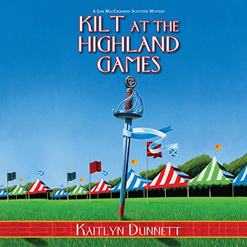 Kilt at the Highland Games audiobook cover art