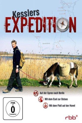 Kesslers Expedition [4 DVDs]